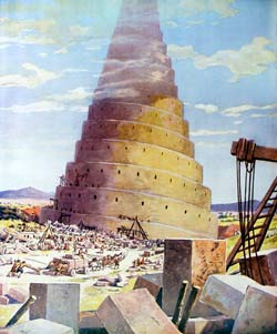 Tower of Babel - Confusion